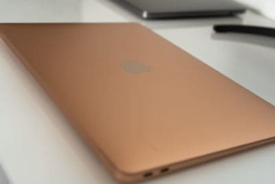 MacBook Air 2020 Test 1